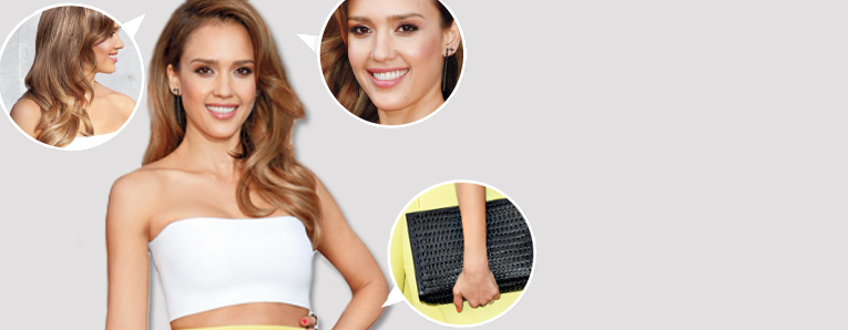 Get the Look: Jessica Alba featured image