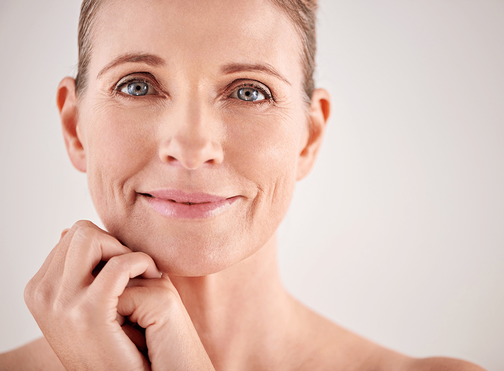A New Study Shows This Supplement Improves Hair Growth in Menopausal Women featured image