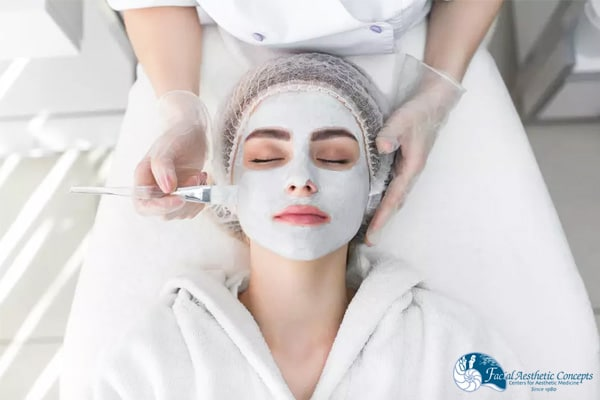 Types of chemical peels FAC