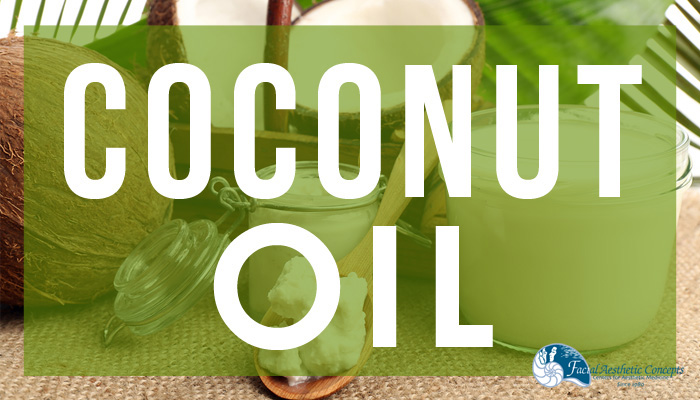 Coconut Oil home remedies for wrinkles