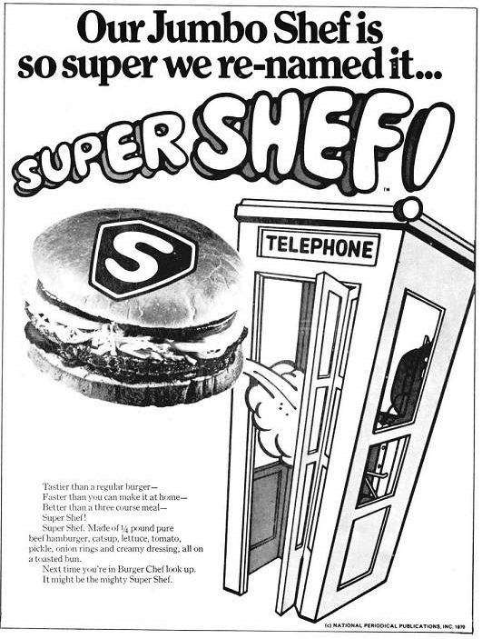 Who Remembers…Burger Chef?