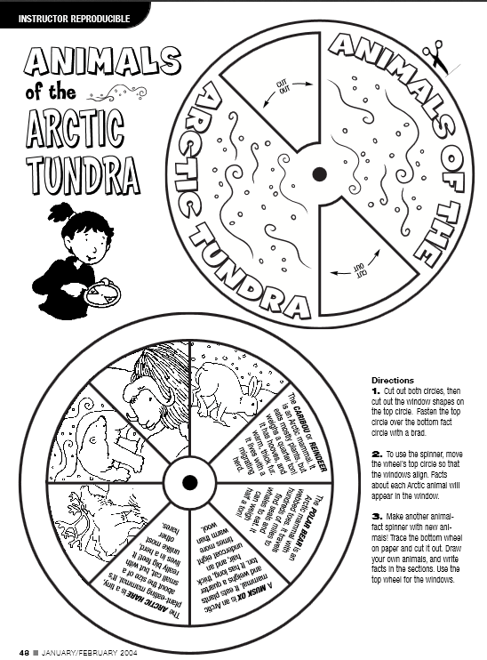 The Inuit & Arctic Circle Hands-On Activities