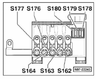 2003 Volkswagen Pat Fuse Box • Wiring Diagram For Free