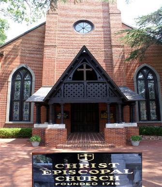 New Bern Churches