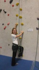 Ready to Rock Climb Ostomy Edition