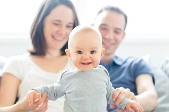 Babyfotografie Familienfotos von kinderkram.at in Wien