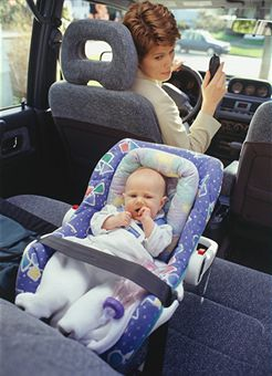 Infant Car Seat Safety  Things You Should Know  Newborn