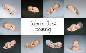 Newborn Photogaphy Guide – Fabric Flow Posing Video