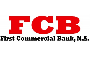 First Commercial Bank Logo 2