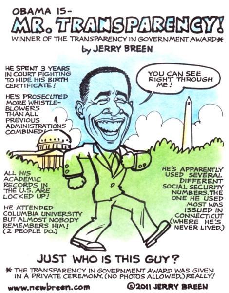 Barack Obama cartoon Obama caricature  birther cartoon political cartoon editorial cartoon politics humor