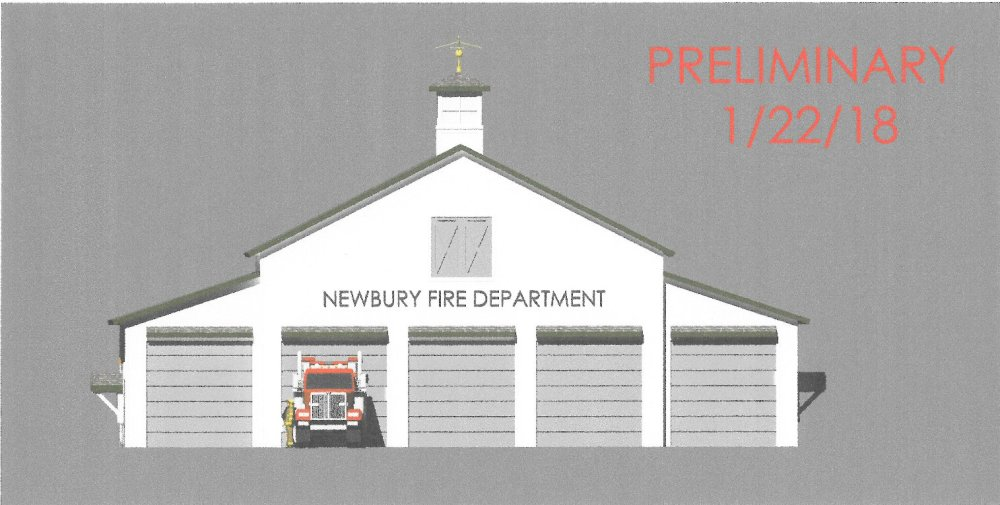 medium resolution of proposed new fire station