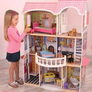 Girl World House Toy