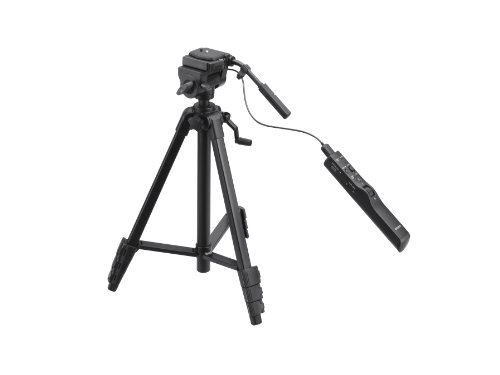 Sony GPVPT1 Grip and Tripod for Camcorders Black