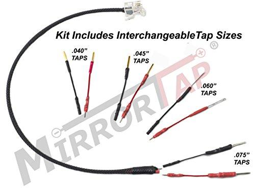 MirrorTap MTX Series Radar Detector Power Cord With 2 Amp