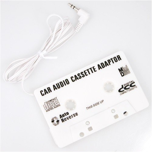Insten Car Cassette Tape Adapter Compatible With iPad Mini