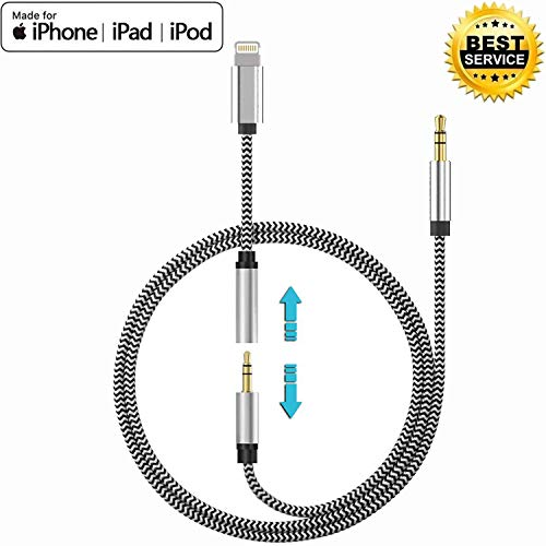 Stereo 1/4-inch & 1/8-inch Jack Cables