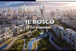فيلا للبيع في بوسكو العاصمة الادارية الجديدة
