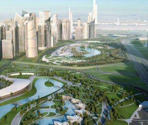 العاصمة الادارية الجديدة