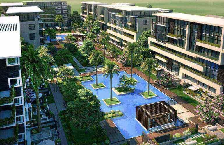 كمبوند ذا كابيتال واي العاصمة الادارية الجديدة The Capital Way New Capital