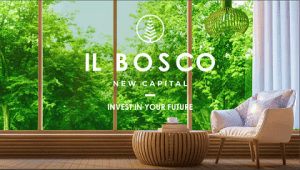 IL Bosco New Cairo compound address