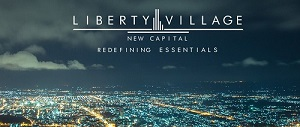 كمبوند ليبرتي فيلج العاصمة الادارية Liberty Village New Capital