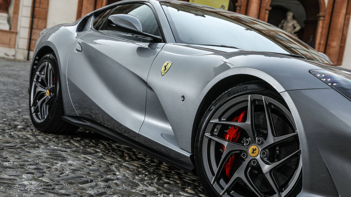 2018 Ferrari 812 Superfast Front Three Quarter Wallpaper 30 Hd