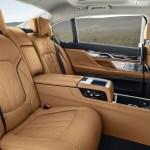 2020 Bmw 7 Series 750li Interior Rear Seats Wallpapers 39 Newcarcars