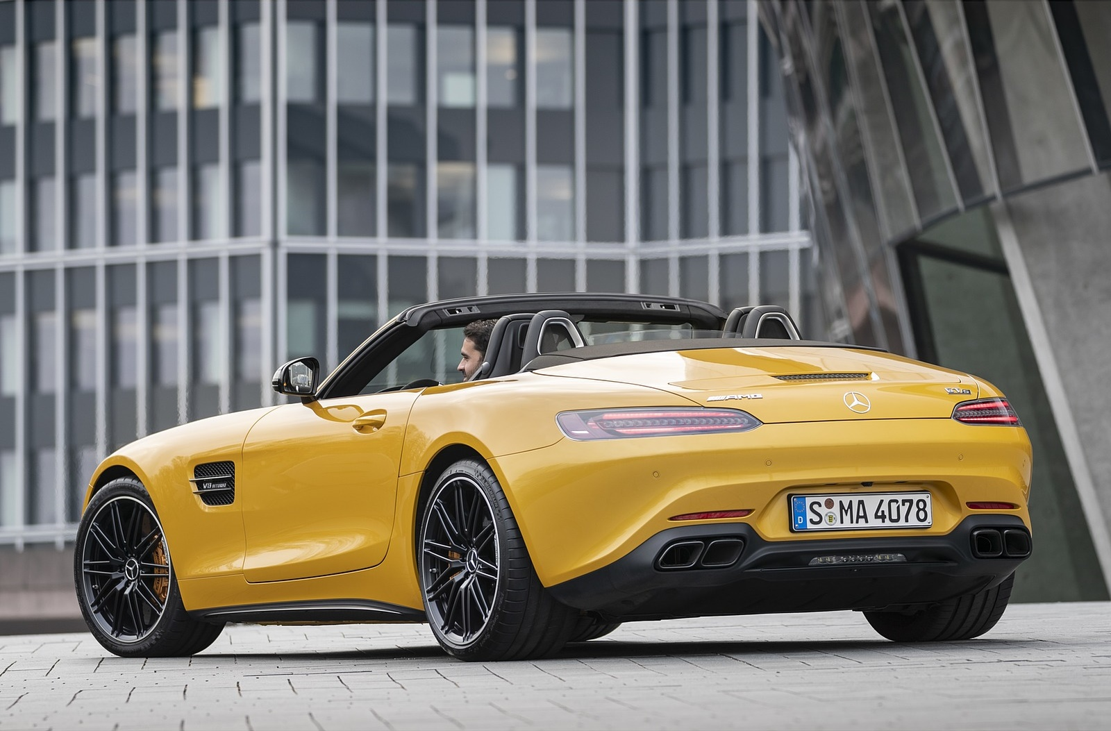 Mercedes Benz Amg Gts Hd Wallpaper How To