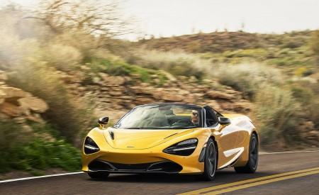 2019 Mclaren 720s Spider Wallpapers 67 Hd Images Newcarcars