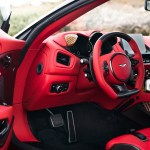 2020 Aston Martin Dbs Gt Zagato Interior Detail Wallpapers 18 Newcarcars
