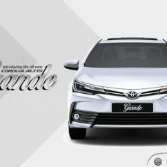 New Corolla Altis Grande All Alphard Review The Toyota 2018 Model In ...