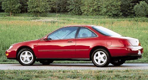 1997 Acura Cl 3 0 Specs