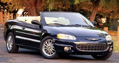 2002 Chrysler Sebring Review
