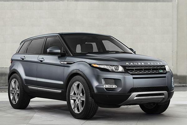 2018 Land Rover Range Rover Evoque Newcartestdrive