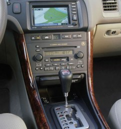 2001 acura 3 2 cl type s wallpaper navigation system [ 1024 x 768 Pixel ]