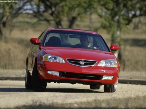 small resolution of 2001 acura 3 2 cl wallpaper front angle