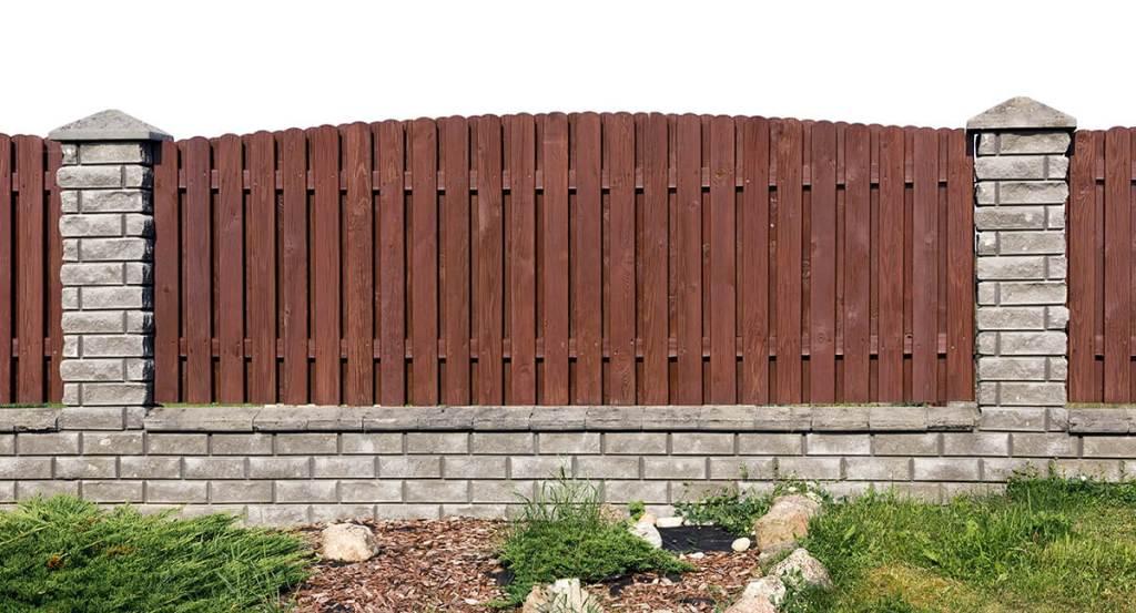 rural fencing installation