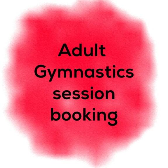 Adult gymnastics booking