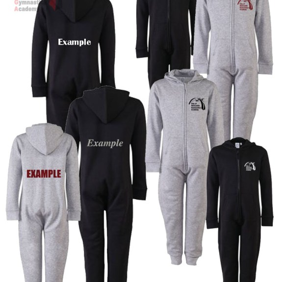 Newcastle Gymnastics Onesies