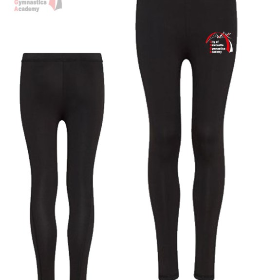 Newcastle Gymnastics Leggings