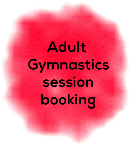 Adult Gymnastics session booking