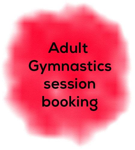 Adult Gymnastics session booking