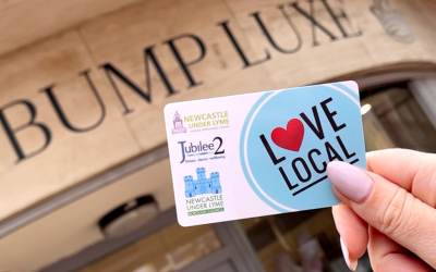 Love Local discount scheme launches in Newcastle-under-Lyme