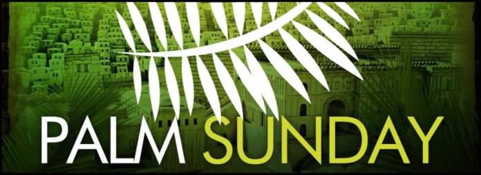 In Praise of Celebrating Palm Sunday