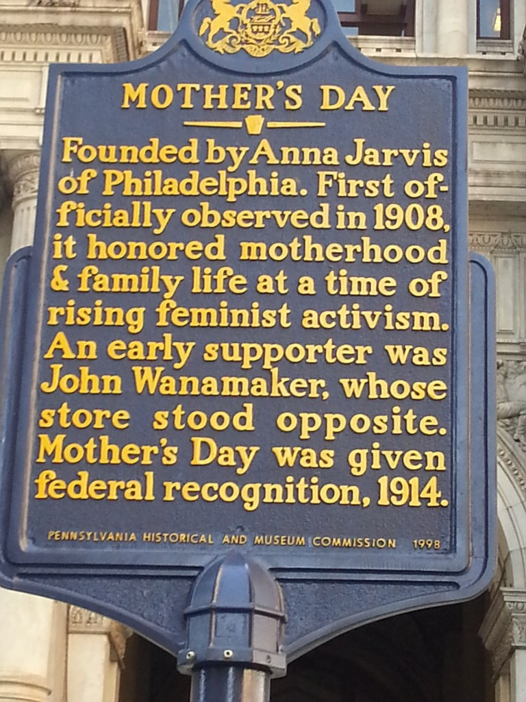 Anna Jarvis and Mother's Day