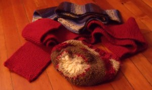 5_Hat and Scarves