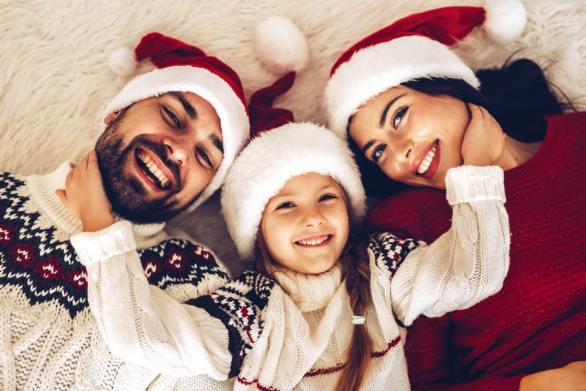 Christmas Wishes for Mom and Dad