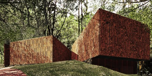 Claudia Andujar Pavilion at Inhotim opens November 26, project by Arquitetos Associados