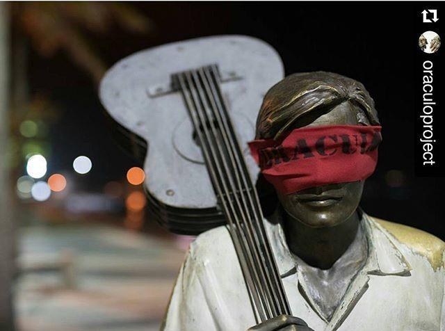 Oraculo Project, Bossa Nova composer Tom Jobim, Rio, March 13, 2016