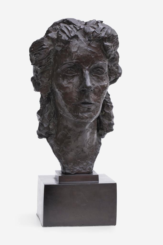 De Fiori, Greta Garbo, 1937, Bronze
